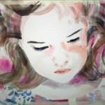 Cloe, aquarel